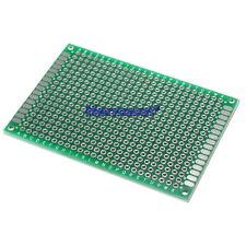 50x70mm Lochraster Platine doppelseitig Leiterplatte Experimentier PCB 7x5cm