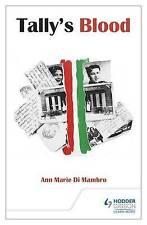 TALLY'S BLOOD BY ANN MARIE DI MAMBRO (TASCABILE 2014)
