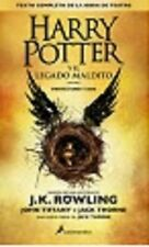 HARRY POTTER Y EL LEGADO MALDITO (PARTES UNO Y DOS) POR J. K. ROWLING