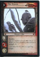 Lord Of The Rings CCG Card RotK 7.U307 Orc Stalker