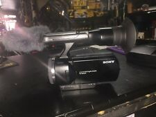 Sony Handycam NEX-VG10 Camcorder ((without Lens)