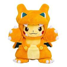 2018 Pikachu Charizard Mania stuffed Plush doll new