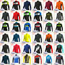 Men's Winter Cycling Jacket Bike Fleece Thermal Jersey Bicycle Long Sleeve Shirt