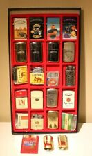 Set of 23 Collectible / Unique Lighters - all non-Zippo lighters - all are used
