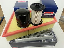 Mondeo MK4 1.8 TDCi Oil Air Fuel Cabin Filter Service Kit Borg & Beck 2007-2012