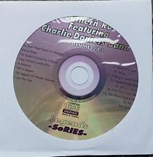 LEGENDS KARAOKE CDG SOUTHERN ROCK & CHARLIE DANIELS BAND 213 OLDIES 16 SONGS