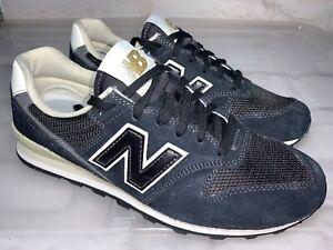 New Womens NEW BALANCE 996 Black White Sneakers US 9 #22973