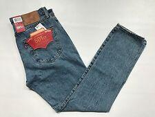 Men's Levi's 501 CT Blue Jeans Size 32x32 White Oak Cone Selvedge Denim Pants