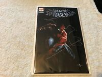 THE AMAZING SPIDER-MAN 1 LGY#802 Dell Otto variant 383 of 600 Marvel comic book