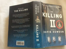 David Hewson The Killing II 1st Ed ** Signed Copy **