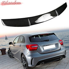 A-Class Mercedes BENZ W176 Hatchback Carbon Fiber Trunk Boot Spoiler 2016