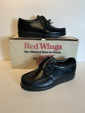 NWB Red Wing Shoes Size 6 E3 Leather Static Discharge Oxfords 8611 Men's Comfort