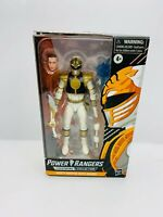 Power Rangers Spectrum Lightning Collection Mighty Morphin White Ranger Figure