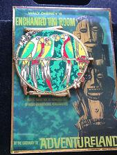 Disney WDI - Disneyland Attraction Poster - Enchanted Tiki Room 3D Pin LE 300
