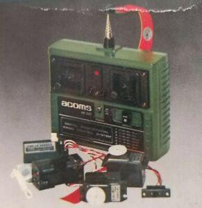 Vintage acoms AP-227 radio control rc transmitter receiver car boat futaba