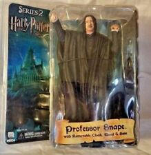 Neca Reel Toys Harry Potter series 2 Professor Severus Snape RARE DAMAGED LOOSE.