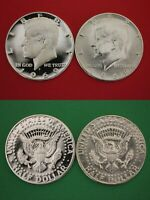 SILVER 2006 S Proof John Kennedy Half Dollar With 2x2 Snap Combined Shipping