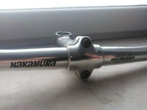 Nakamura Lenker mit Vorbau Control Lite System 560 mm Retro MTB