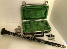 Vintage G. Valette Paris Clarinet with Case