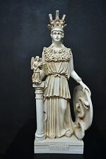 Athena Statue,Ancient Greek Goddess of Wisdom