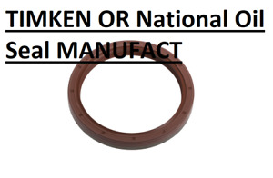 """Multi Purpose Seal FOR BMW / 4.343"""" O.D.; 0.472"""" width"""