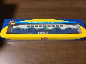 Athearn 25712 Sounder Bombardier Coach #410 Train (A53)