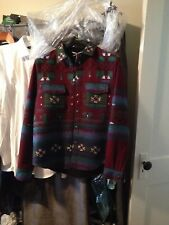 BNWT Valentino $2,995 lined wool shirt jacket 38 48 - GUARANTEED AUTHENTIC
