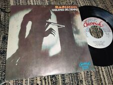 """THE RADIATORS Let's talk about the weather/Confidential 7"""" 45 1979 *SPAIN*"""