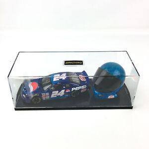 NASCAR Jeff Gordon #24 Monte Carlo Pepsi Car & Helmet Set 1:32 Car w/ Box