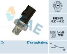 Oil Pressure Sensor Switch 12 for FORD RANGER 2.2 TDCi 4x4 3.2 STREET KA 1.6