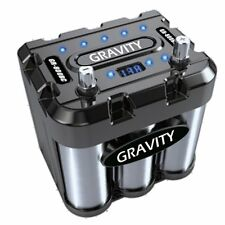NEW GRAVITY 800 AMP CAR BATTERY CAPACITOR GR-800BC