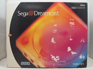Empty Console Box for Sega Dreamcast Launch Edition - Authentic