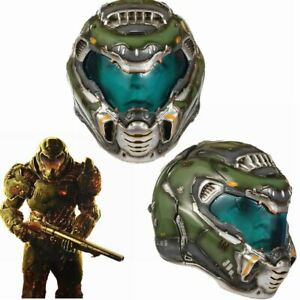 Game Doom Eternal Helmet  1:1 Replica Resin Helmet Cosplay Costume Prop Adults
