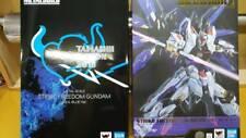 BANDAI Metal Build Figure Gundam Seed Strike Freedom SOUL BLUE Limited Ver