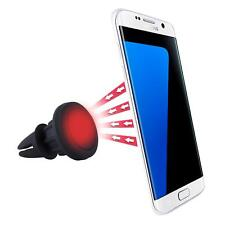 Kfz Halter Samsung Galaxy S8 Plus PKW Auto Lüftung Handy Halterung Magnet LKW