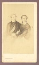 CDV Duroni & Murer à Milan, Princesse du Danemark et Prince de Galles c.1863