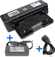 HP Docking Station HSTNN-I11X A7E32AA inkl 90 Watt Netzteil USB 3.0