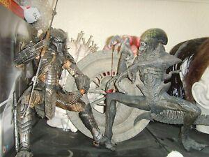 """Mcfarlane Alien Vs Predator 12"""" Figure Bundle Rare"""