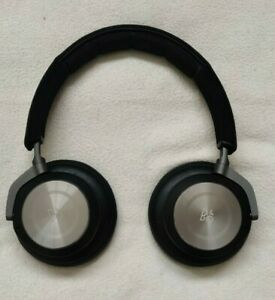 Bang & Olufsen BeoPlay H9i Noise Cancelling Bluetooth Headphones - Black
