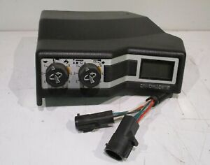 """Hydraulic / Draft Control Box Fits Ford """"8210"""" Tractor - E6NNT939AC"""