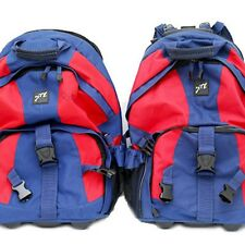 Pair of YTB Rolling Backpack Wheeled Backpacks with laptop compartment. Carry-on