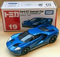 Tomica Ford GT Concept Car