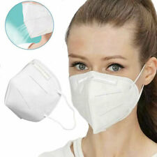 Protective KN-95 Respiratory Breathing Face Mask Mouth Cover
