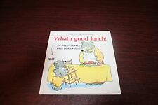 What a Good Lunch, story by Shigeo Watanabe