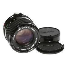Canon FD Lens 100mm 1:2,8 Teleobjektiv vom Händler