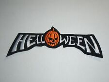 HELLOWEEN IRON ON EMBROIDERED PATCH