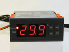 110V Digital Electronic Humidity Controller, Hygrometer and Hygrostat Humidistat