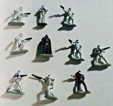 Galoob Micro Machines Star Wars Micro Figure Lot of 10 Sith Dark Side Bad Guys