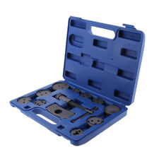 12 in-1 Car Caliper Brake Piston Tool Kit Disc Rewind Wind Back Pads Set