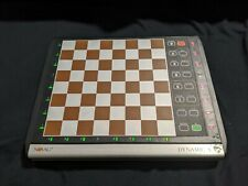 Novag Dynamic S Vintage Electronic Chess As Is, Turns On 80s